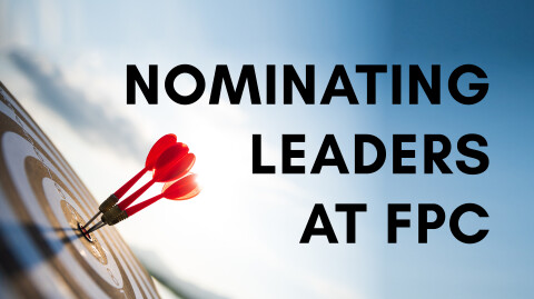 Hope and New Beginnings: Nominating Leaders at FPC